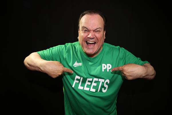 Shaun Williamson (aka Barry from EastEnders): unveiled as Paddy Power's new head of Fleets strategy