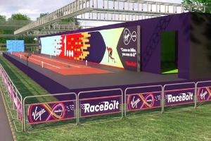 f982aebf5974 First look  Virgin Media to bring Usain Bolt to Commonwealth Games