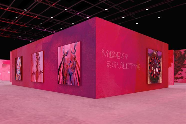 Bodyform: Museum aims to expose the 'gender pain gap'