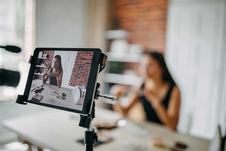BDB TV: agency creatives generate idea, while influencers create content
