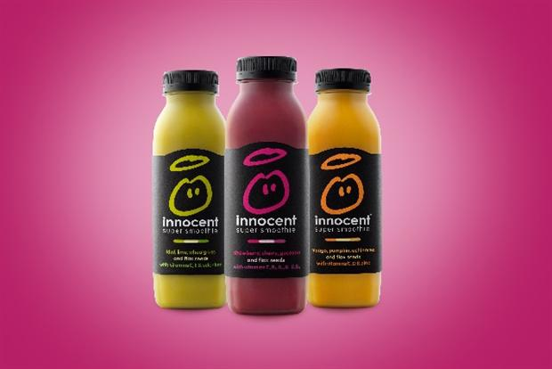 Innocent: UK marketing head Helen Pomphrey says brand is driving new approach