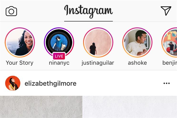 Instagram taps Deloitte's Acne to get more users to love Stories