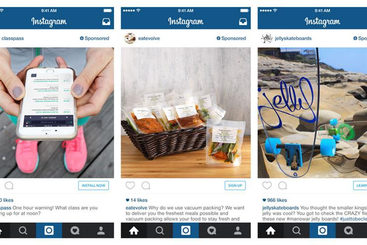 Instagram: it is offering more for brands advertising on the site