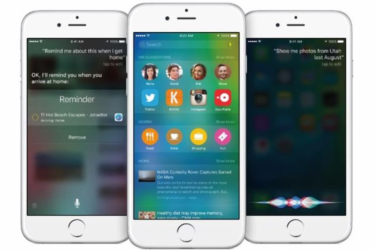 iOS9 and Spotlight search will significantly alter mobile strategy for brands