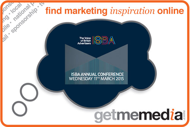 The ISBA Annual Conference, Wednesday 11th March, 2015