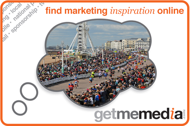 Become the title sponsor of the 2015 Brighton Marathon Weekend