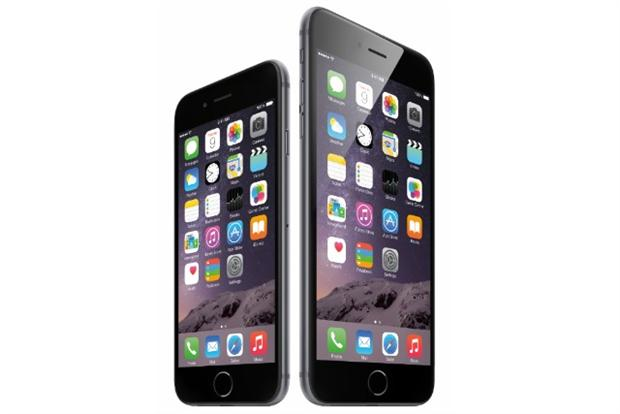 Apple's iPhone 6 and iPhone 6 Plus: contribute to a 12% boost the company's sales