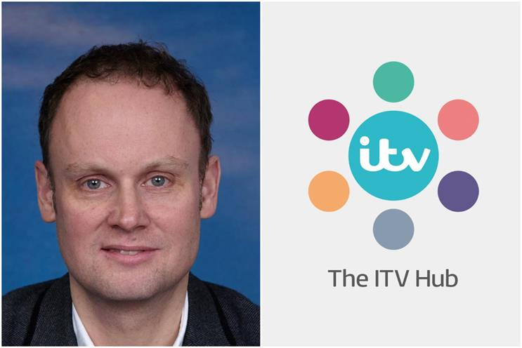 Radcliffe: oversees new unit with responsibility for ITV Hub