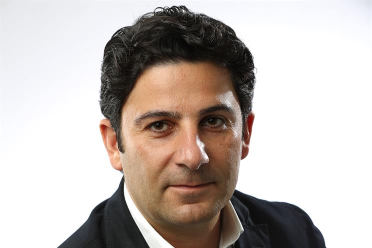 John Antoniades: has worked within Publicis Groupe since 1995