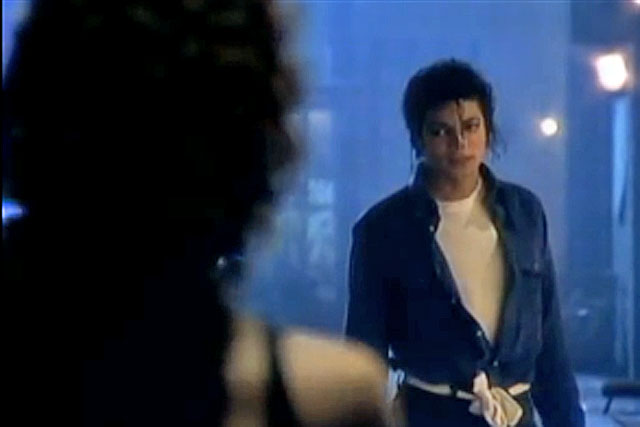 Michael Jackson: 'The Way You Make Me Feel' directed by Joe Pytka