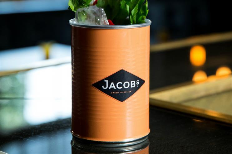 Savoury cocktails are on the menu at Jacobs' latest experience