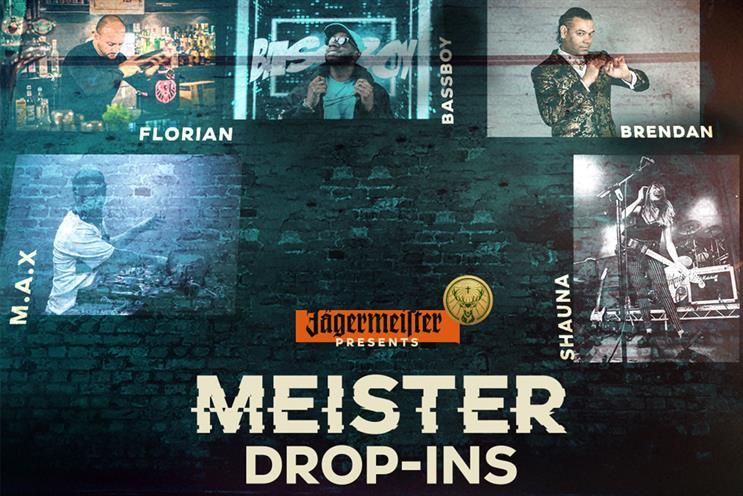 Jägermeister: brand will pay fee to 'meisters'