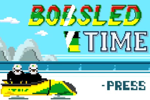 Bobsled Time: video celebrates Jamaican bobsleigh team's appearance at Sochi 2014