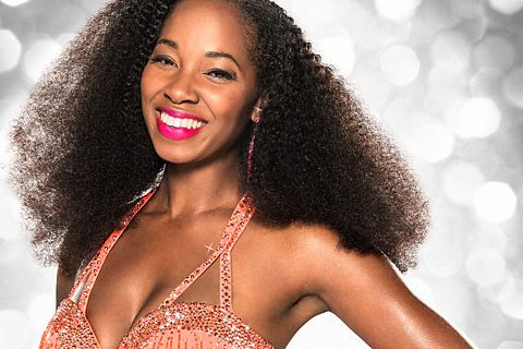 Jamelia: the latest celeb to exit Strictly Come Dancing