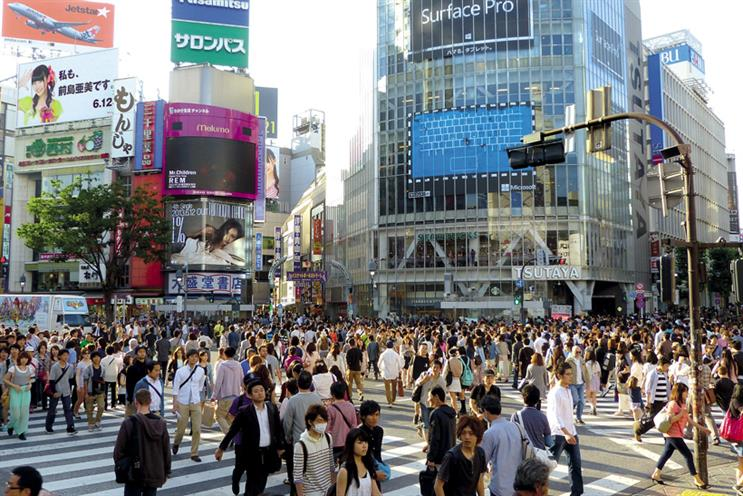 Tombola loyalty: observations of a digital marketer visiting Japan