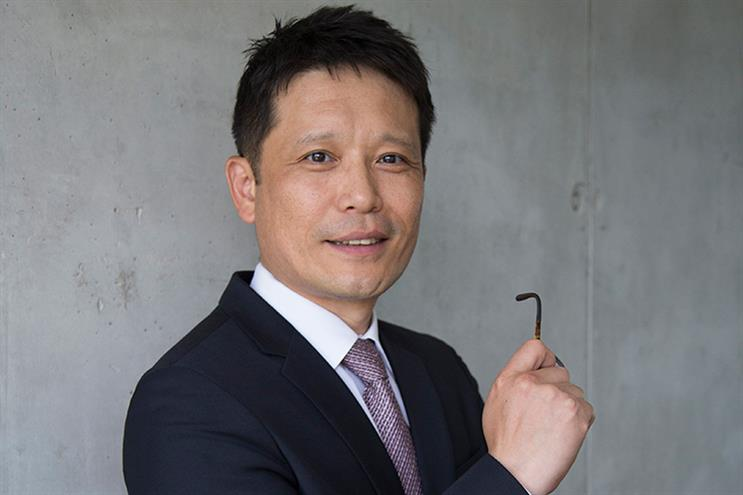 Jay Rhee: Innocean Worldwide Europe's president and chief executive