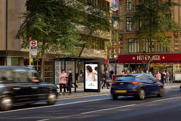 JCDecaux wins pitch to install digital screens at Camden bus shelters