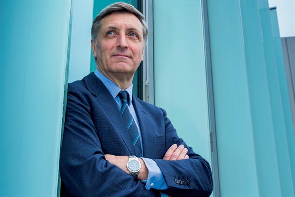 Jerry Buhlmann: Dentsu Aegis Network chief executive