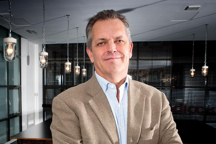 Horrocks: will be responsible for all buying of audio-visual media