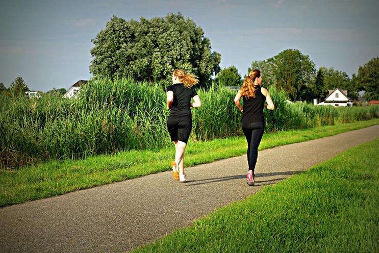 England Athletics' 'This girl can run' inspires 28,000 women to run