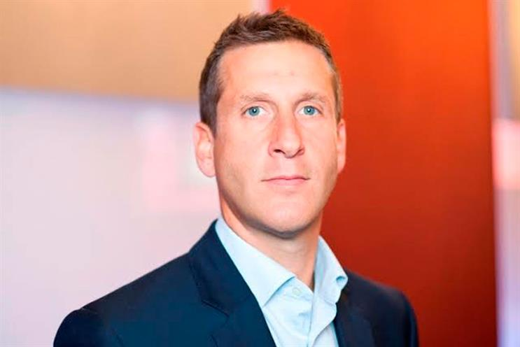 Josh Krichefski: the chief operating officer, MediaCom
