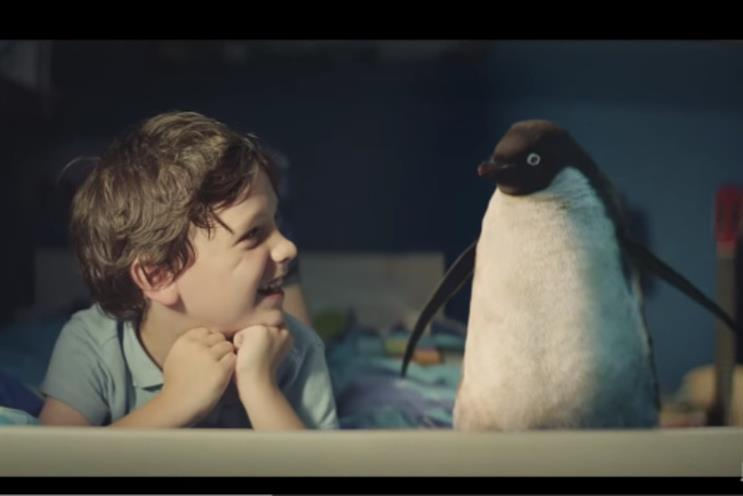 John Lewis: could its 2015 Christmas ad feature the track 'Half The World Away'?
