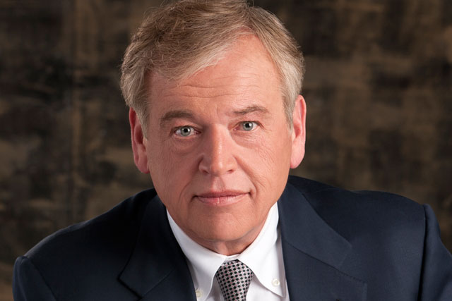John Wren: chief executive of Omnicom