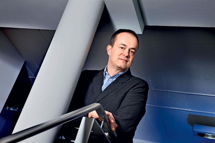 Jonathan Harman: the managing director of Royal Mail MarketReach