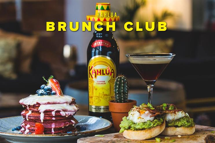 Pernod Ricard launches Kahlua brunch club