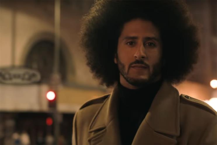 Nike: Kaepernick stars in 'Dream crazy'