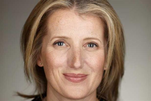 Karen Buchanan: the chief executive of Publicis London