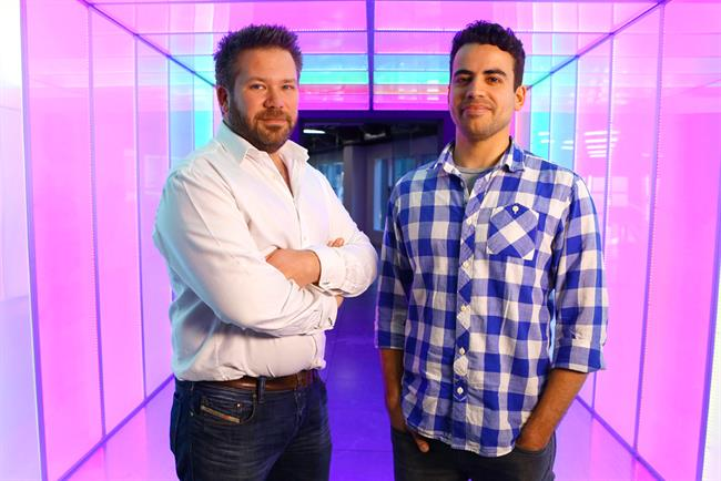 Karmarama: Rob Chandler and Daniel Prestes