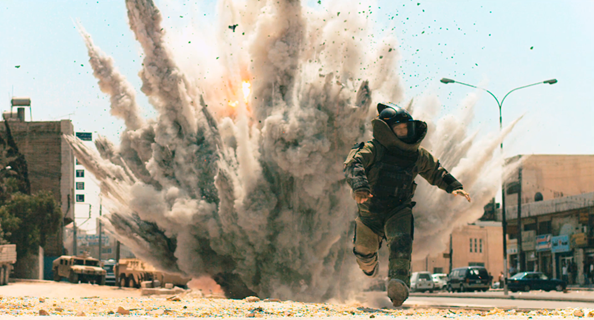 A still from The Hurt Locker (2008)