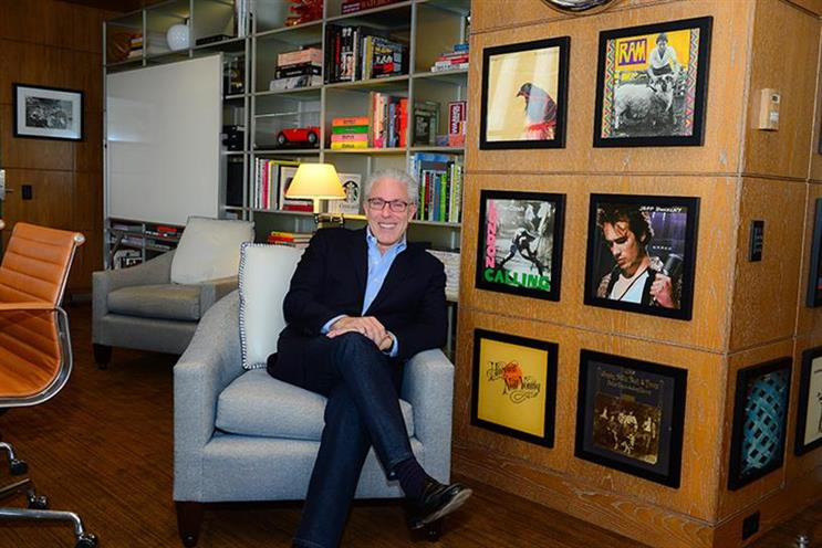 Scott Kauffman: chief executive of MDC & Partners