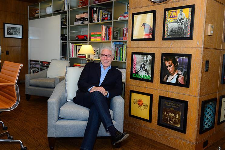 Scott Kauffman: chief executive of MDC Partners