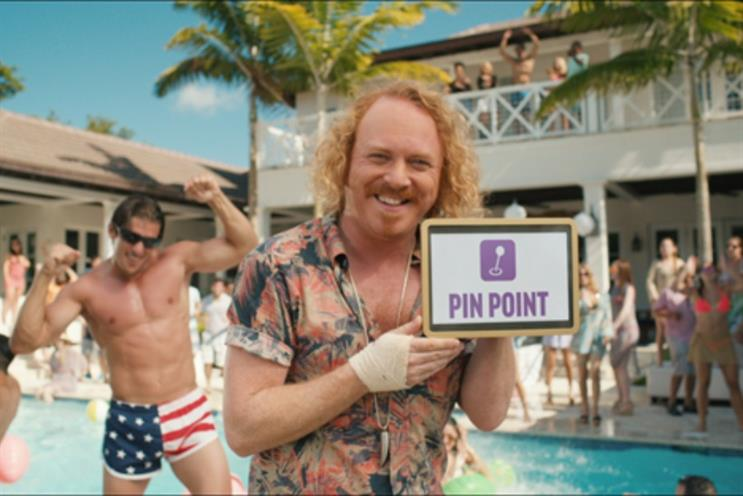 Carphone Warehouse: Keith Lemon stars in the latest 'Super Mega Personalised' campaign for the brand