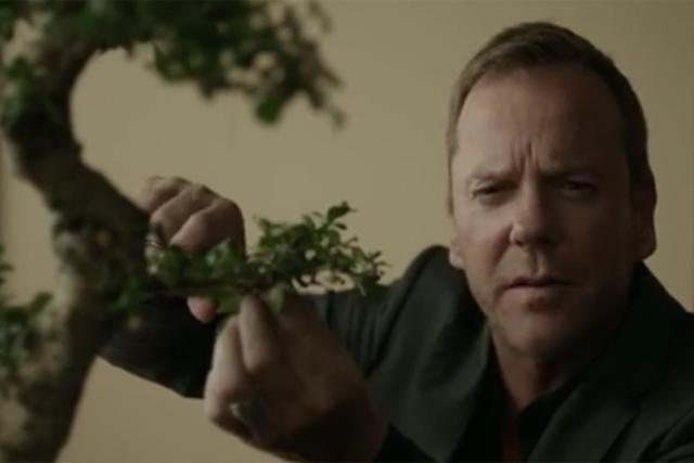 Jose Cuervo: ad stars Kiefer Sutherland