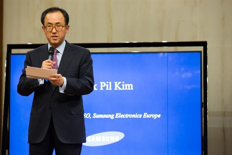 Samsung: mobile marketing chief Kim Seok-pil departs