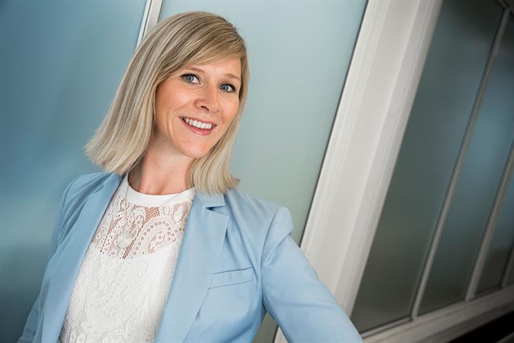 Kirsty Brice, director of EMEA marketing, 4C