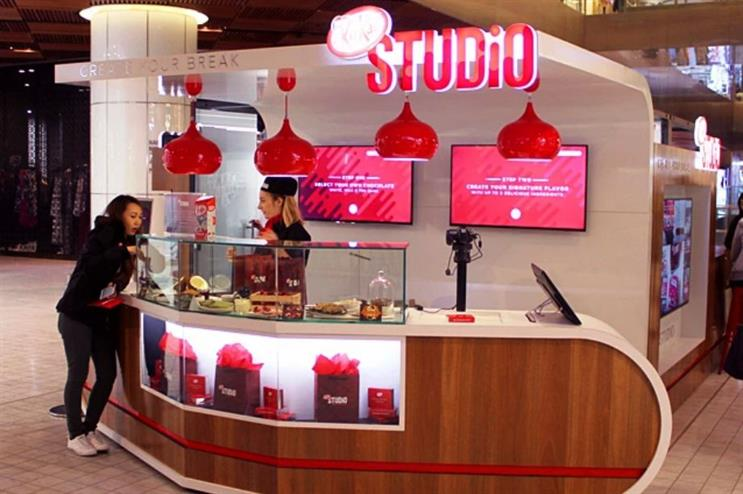 The experience is located on Level 2 of Westfield Sydney (westfield.com.au)