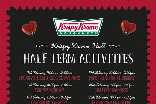 Krispy Kreme: aplogised for 'KKK Wednesdays' promotion