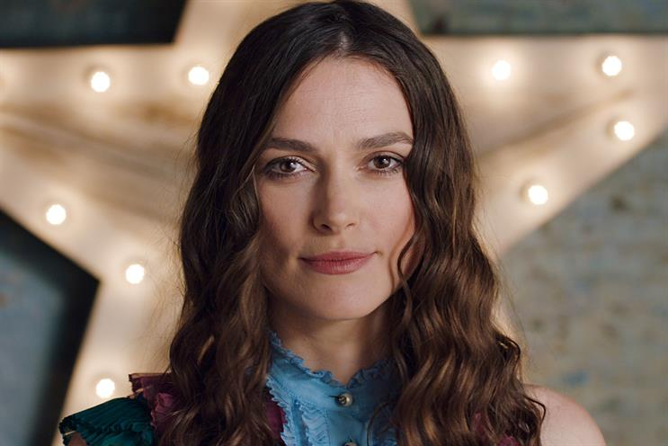 Keira Knightley: British movie stars fronts new campaign urging people to vote