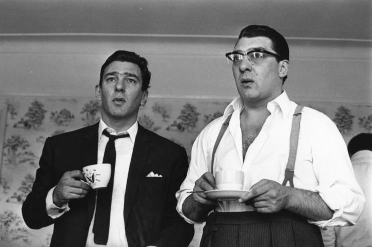 The Kray Twins feature in Studiocanal's Legend (© Hulton Archive/Getty Images)