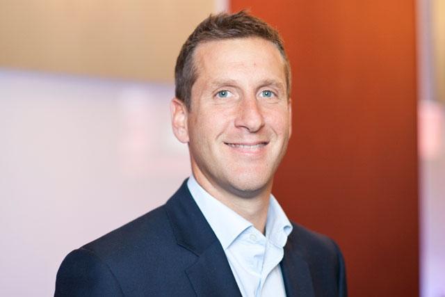 Josh Krichefski: a relative MediaCom outsider, having only joined in 2011