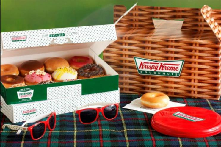 Krispy Kreme aims to engage millennials in its latest campaign