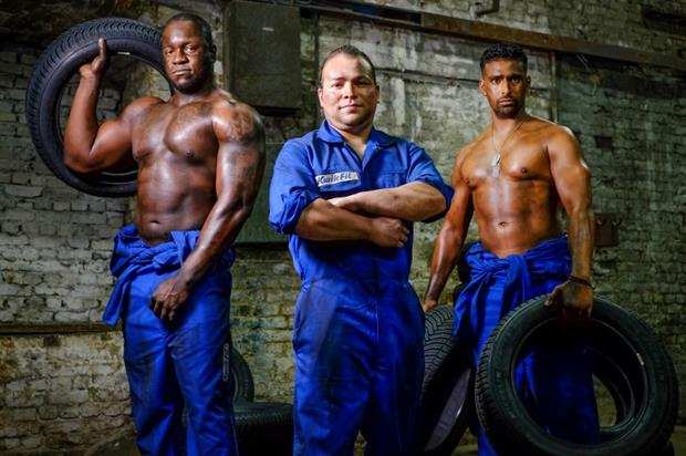 Kwik Fit is capitalising on the trend for new year workouts with its own spare tyre-themed initiative