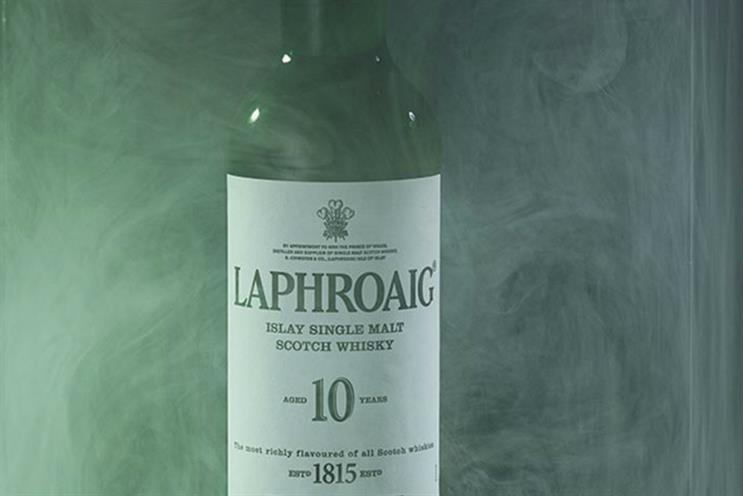 Laphroaig: celebrating all things smoked