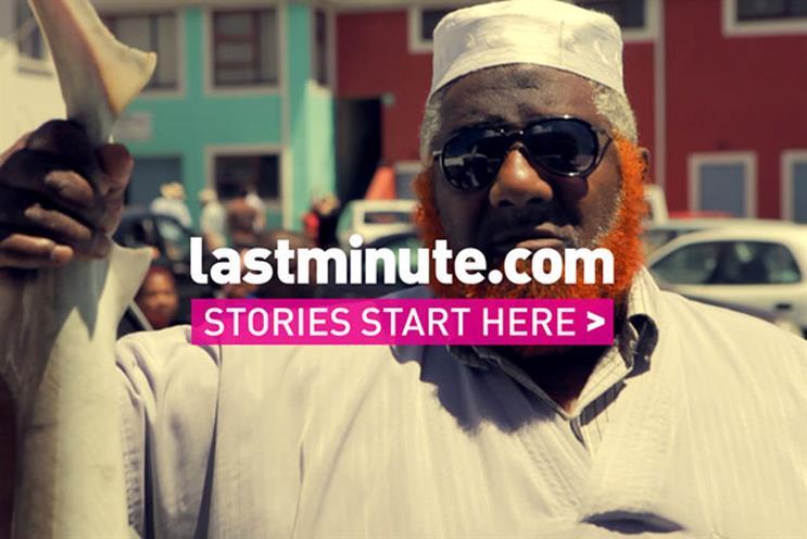 Lastminute.com: Appointed Publicis London
