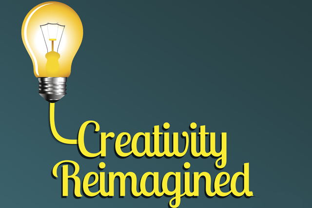 Creativity reimagined