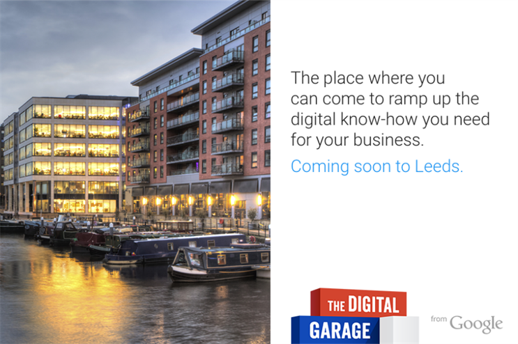 Leeds Dock to host Google's first Digital Garage